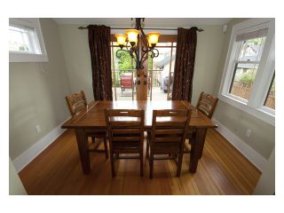 """Photo 5: 2356 CHARLES Street in Vancouver: Grandview VE House for sale in """"COMMERCIAL DRIVE"""" (Vancouver East)  : MLS®# V826451"""