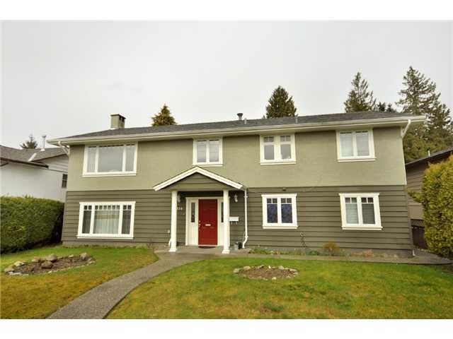 Main Photo: 756 E 16TH ST in North Vancouver: Boulevard House for sale : MLS®# V1009755
