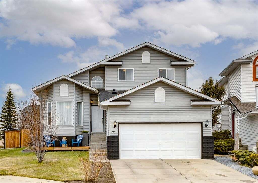 Main Photo: 95 Tipping Close SE: Airdrie Detached for sale : MLS®# A1099233