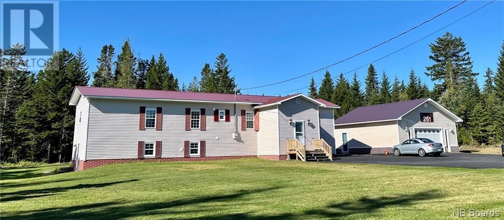 Main Photo: 261 Route 172 in St. George: House for sale : MLS®# NB063523