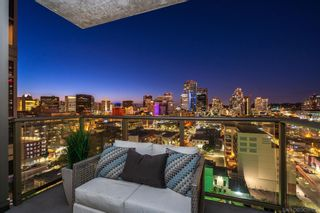 Photo 1: DOWNTOWN Condo for sale : 1 bedrooms : 800 The Mark Ln #1602 in San Diego