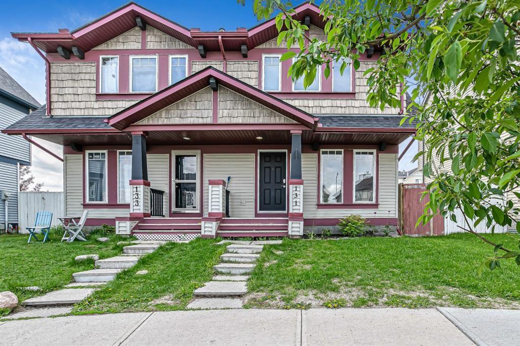 Main Photo: 131 Prestwick Court SE in Calgary: McKenzie Towne Semi Detached for sale : MLS®# A1117784