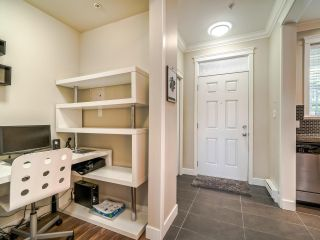 """Photo 7: 102 3788 NORFOLK Street in Burnaby: Central BN Townhouse for sale in """"Panacasa"""" (Burnaby North)  : MLS®# R2403565"""