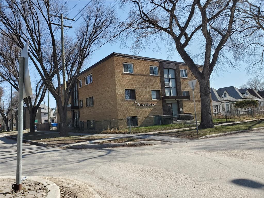 Main Photo: 291 Machray Avenue in Winnipeg: Industrial / Commercial / Investment for sale (4C)  : MLS®# 202110237
