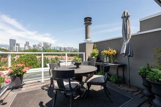 """Photo 12: 2240 SPRUCE Street in Vancouver: Fairview VW Townhouse for sale in """"SIXTH ESTATE"""" (Vancouver West)  : MLS®# R2590222"""