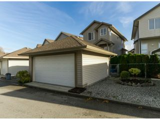 """Photo 18: 122 33751 7TH Avenue in Mission: Mission BC Townhouse for sale in """"HERITAGE PARK PLACE"""" : MLS®# F1426580"""