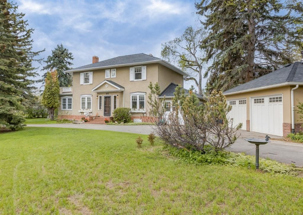 Main Photo: 605 Macleod Trail SW: High River Detached for sale : MLS®# A1113664