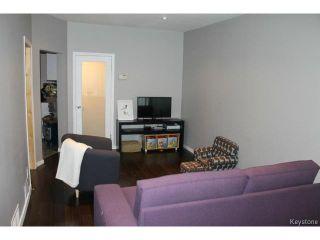 Photo 3: 215 Berry Street in WINNIPEG: St James Residential for sale (West Winnipeg)  : MLS®# 1417110