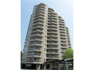 """Photo 1: 604 1185 QUAYSIDE Drive in New Westminster: Quay Condo for sale in """"THE RIVIERA"""" : MLS®# V961261"""