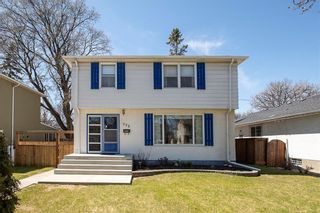 Photo 1: 325 Carpathia Road in Winnipeg: River Heights North Residential for sale (1C)  : MLS®# 202009951