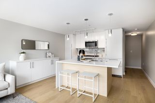 """Main Photo: 2510 FRASER Street in Vancouver: Mount Pleasant VE Townhouse for sale in """"MIDTOWN CENTRAL"""" (Vancouver East)  : MLS®# R2601540"""