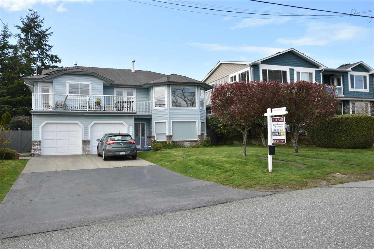 "Main Photo: 1155 PARKER Street: White Rock House for sale in ""East beach"" (South Surrey White Rock)  : MLS®# R2254412"