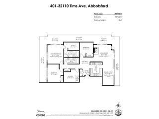 """Photo 33: 401 32110 TIMS Avenue in Abbotsford: Abbotsford West Condo for sale in """"Bristol Court"""" : MLS®# R2612152"""
