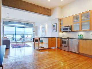 Photo 12: For Rent: Luxury Gastown Loft