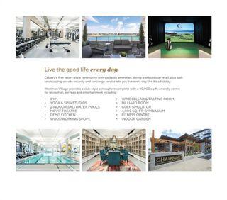 Photo 26: 509 12 Mahogany Path SE in Calgary: Mahogany Apartment for sale : MLS®# A1142007