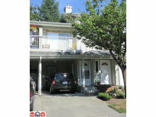 "Photo 1: 29 8892 208TH Street in Langley: Walnut Grove Townhouse for sale in ""HUNTER'S RUN"" : MLS®# F1021601"