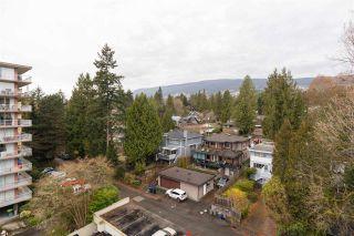 "Photo 16: 604 1425 ESQUIMALT Avenue in West Vancouver: Ambleside Condo for sale in ""Oceanbrook"" : MLS®# R2600784"