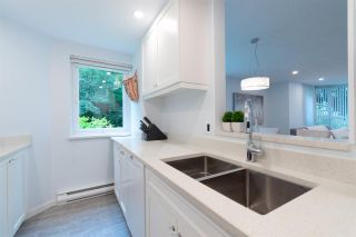 """Photo 8: 101 6152 KATHLEEN Avenue in Burnaby: Metrotown Condo for sale in """"THE EMBASSY"""" (Burnaby South)  : MLS®# R2308407"""