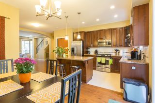 """Photo 6: 120 20738 84 Avenue in Langley: Willoughby Heights Townhouse for sale in """"YORKSON CREEK"""" : MLS®# R2099143"""