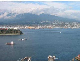"Photo 1: 3205 1111 W PENDER ST in Vancouver: Coal Harbour Condo for sale in ""VANTAGE"" (Vancouver West)  : MLS®# V547687"
