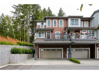 """Photo 1: 11 3431 GALLOWAY Avenue in Coquitlam: Burke Mountain Townhouse for sale in """"NORTHBROOK"""" : MLS®# V1069633"""