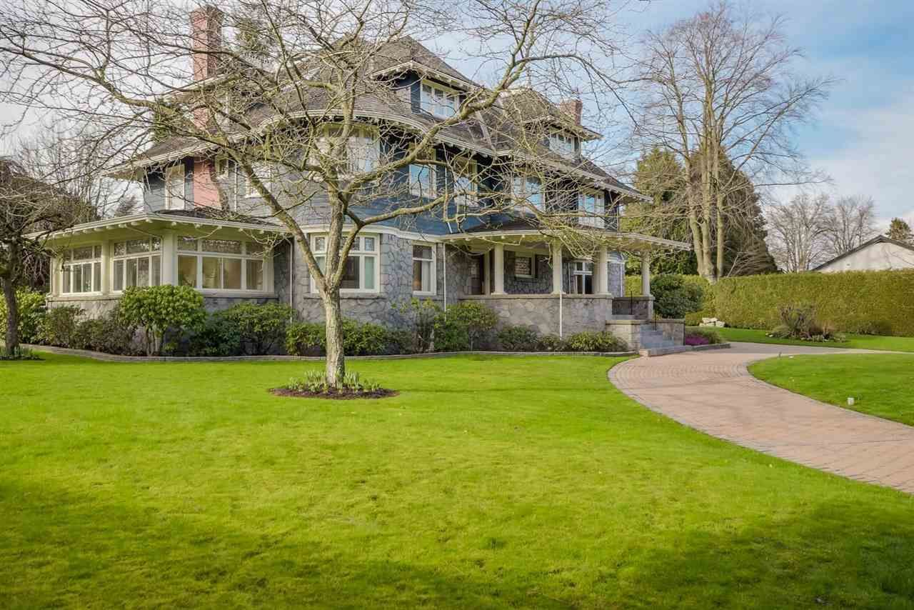 """Main Photo: 3589 GRANVILLE Street in Vancouver: Shaughnessy House for sale in """"ROCK LAND"""" (Vancouver West)  : MLS®# R2317297"""