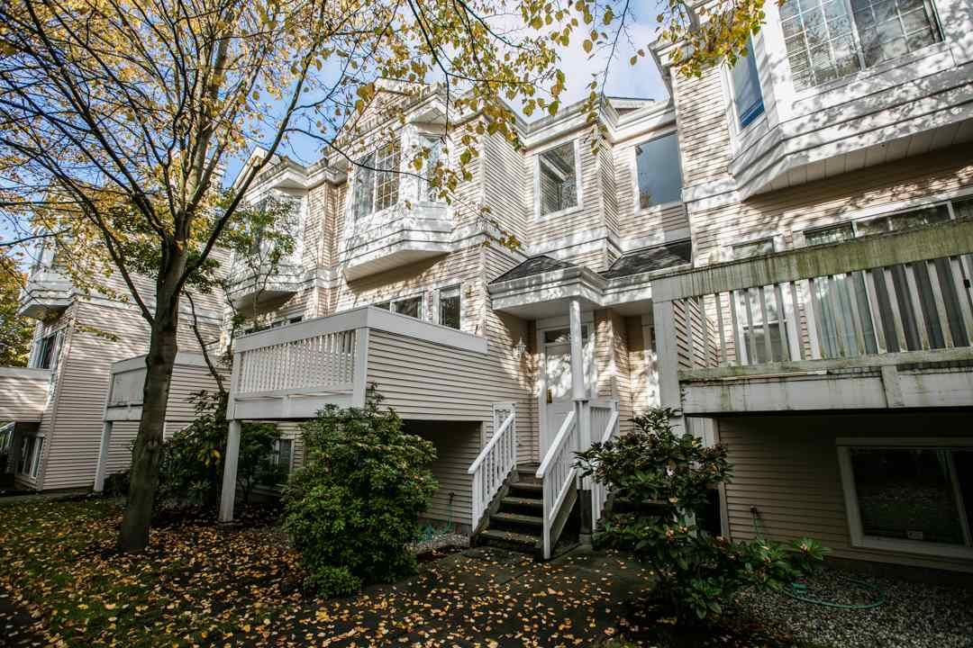 """Photo 1: Photos: 44 12411 JACK BELL Drive in Richmond: East Cambie Townhouse for sale in """"FRANCISCO VILLAGE"""" : MLS®# R2009585"""