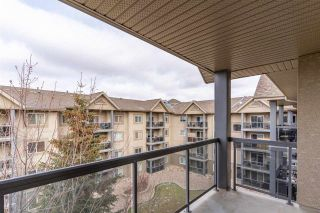 Photo 28: 405 279 Suder Greens Drive in Edmonton: Zone 58 Condo for sale : MLS®# E4235498