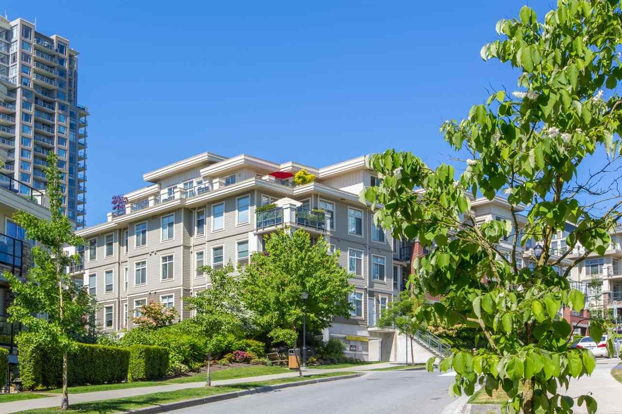 Main Photo: 404 270 FRANCIS WAY in : Fraserview NW Condo for sale : MLS®# R2067722