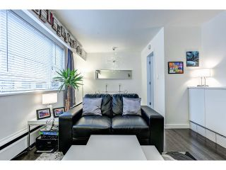 Photo 4: 5 1235 W 10TH AVENUE in Vancouver: Fairview VW Condo for sale (Vancouver West)  : MLS®# R2025255