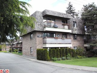 """Photo 1: 101 32175 OLD YALE Road in Abbotsford: Abbotsford West Condo for sale in """"FIR VILLA"""" : MLS®# F1011418"""