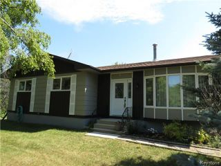 Photo 1: 59153 PLEASANT Road South in ANOLA: Anola / Dugald / Hazelridge / Oakbank / Vivian Residential for sale (Winnipeg area)  : MLS®# 1419953