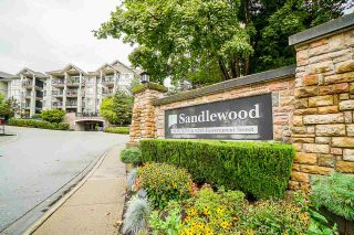 "Photo 1: 205 9233 GOVERNMENT Street in Burnaby: Government Road Condo for sale in ""SANDLEWOOD BY POLYGON"" (Burnaby North)  : MLS®# R2535826"