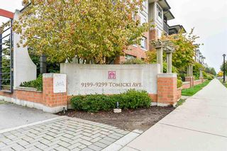 Main Photo: 107-9199 Tomicki Avenue in Richmond: West Cambie Condo for sale