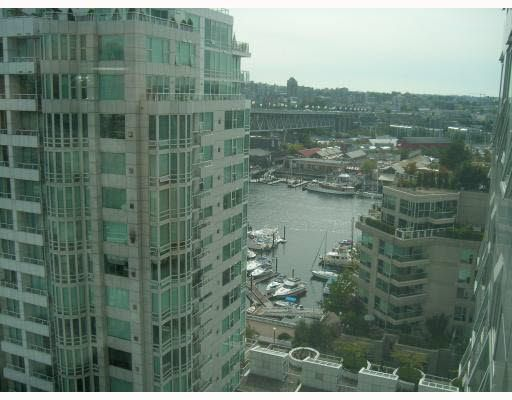 Main Photo: 1608 1500 HORNBY STREET in : Yaletown Condo for sale : MLS®# V784694
