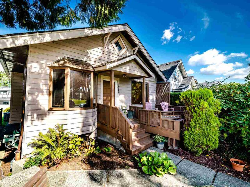 FEATURED LISTING: 2849 CAMBRIDGE Street Vancouver