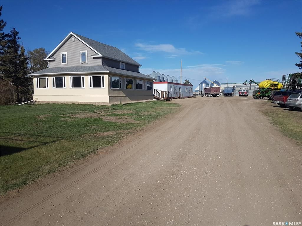 Main Photo: X-Farming in Edenwold: Farm for sale (Edenwold Rm No. 158)  : MLS®# SK860837