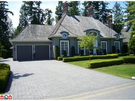 Main Photo: 2633 138A ST in Surrey: Home for sale (Elgin Chantrell)  : MLS®# F1017091