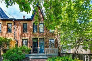 Photo 1: 28 Blong Avenue in Toronto: South Riverdale House (2 1/2 Storey) for sale (Toronto E01)  : MLS®# E4770633