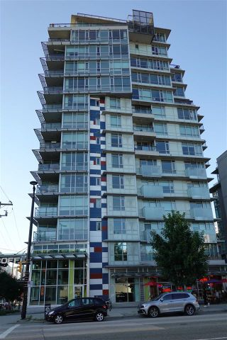 Main Photo: 603 89 W 2ND Avenue in Vancouver: False Creek Condo for sale (Vancouver West)  : MLS®# R2588943