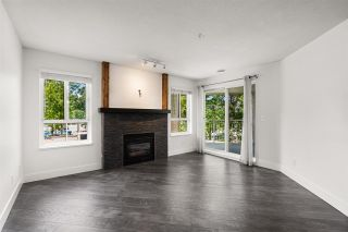 """Photo 2: 226 19750 64 Avenue in Langley: Willoughby Heights Condo for sale in """"THE DAVENPORT"""" : MLS®# R2590959"""
