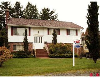 """Photo 1: 14656 109TH Ave in Surrey: Bolivar Heights House for sale in """"Ellendale"""" (North Surrey)  : MLS®# F2708506"""