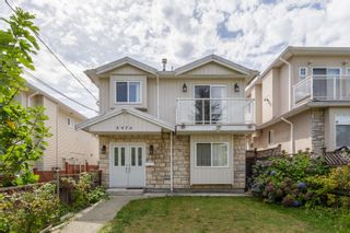 Main Photo: 5976 WOODSWORTH Street in Burnaby: Central BN 1/2 Duplex for sale (Burnaby North)  : MLS®# R2619210