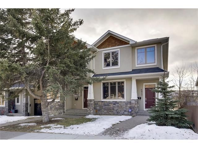 Main Photo: 4817 23 Avenue NW in Calgary: Montgomery House for sale : MLS®# C4096273