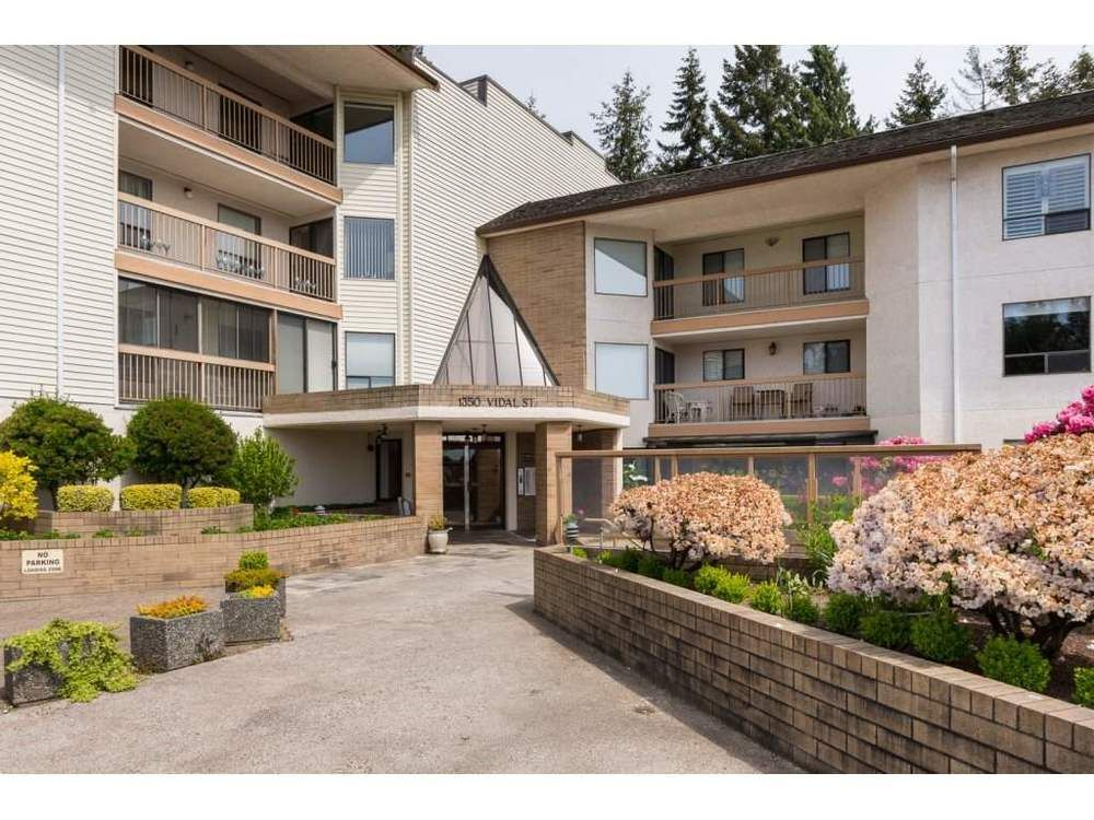 Main Photo: 619 1350 VIDAL STREET in South Surrey White Rock: White Rock Home for sale ()  : MLS®# R2125420