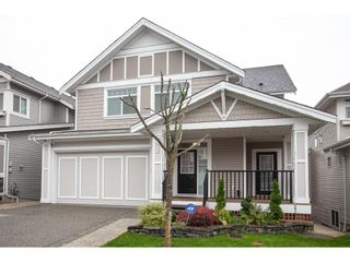 "Photo 1: 20132 68A Avenue in Langley: Willoughby Heights House for sale in ""Woodbridge"" : MLS®# R2318451"