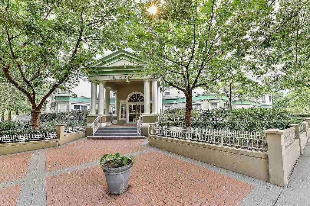 """Main Photo: 205 2990 PRINCESS Crescent in Coquitlam: Canyon Springs Condo for sale in """"THE MADISON"""" : MLS®# R2202861"""