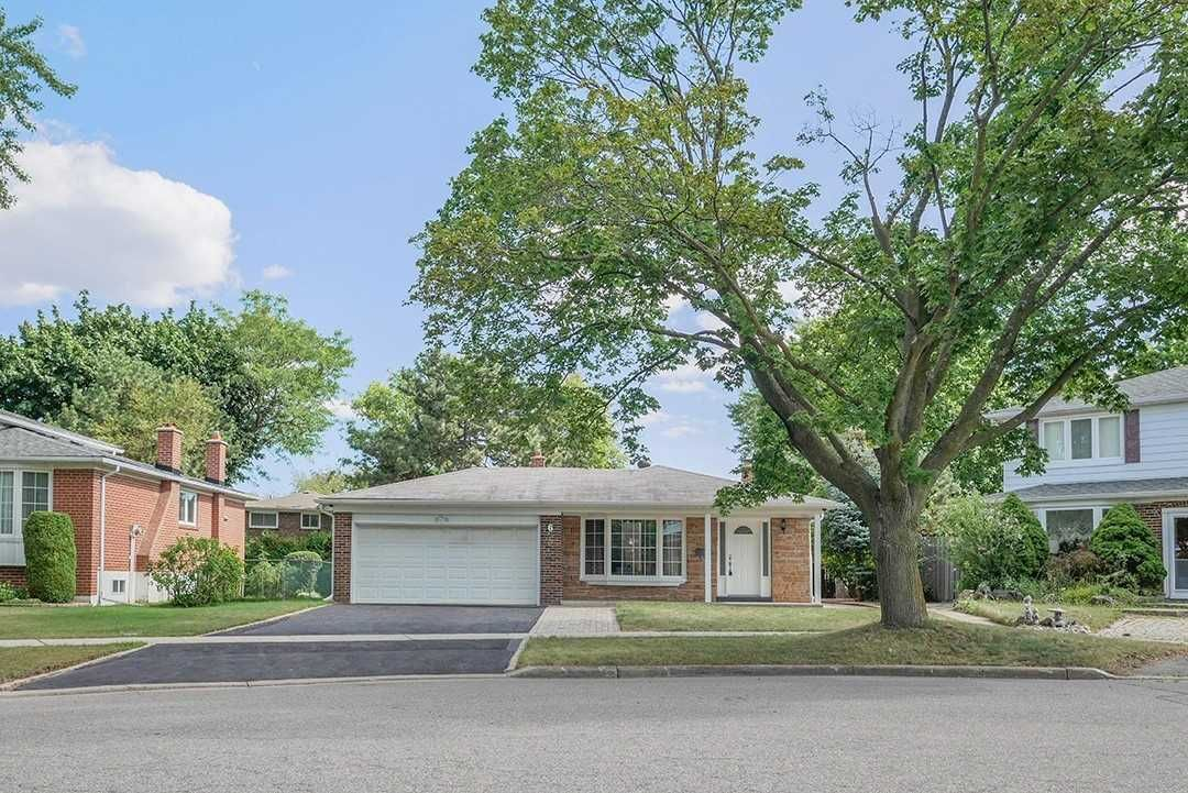 Main Photo: 6 Deepdale Drive in Toronto: Agincourt North House (Backsplit 3) for sale (Toronto E07)  : MLS®# E5340203