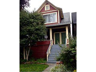 Photo 2: 2275 W 3RD AV in Vancouver: Kitsilano Land for sale (Vancouver West)  : MLS®# V1032629