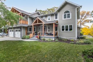 Photo 35: 3803 Vialoux Drive in Winnipeg: Charleswood Residential for sale (1F)  : MLS®# 202105844